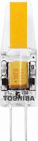 TOSHIBA LED lemputės 4vnt. rinkinys G4