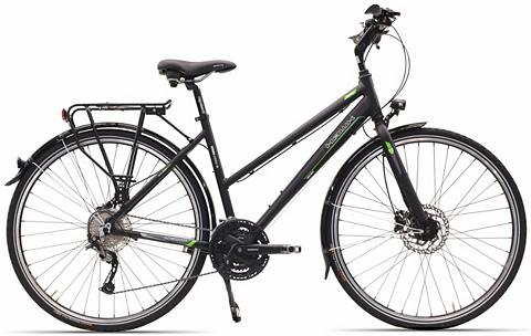 HAWK BIKES Turistinis dviratis »Lady Disc One« 27...