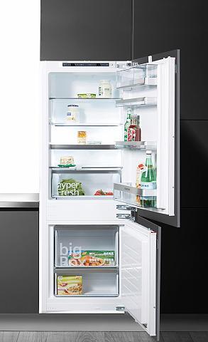 SIEMENS Įmontuojamas šaldytuvas iQ500 1578 cm ...