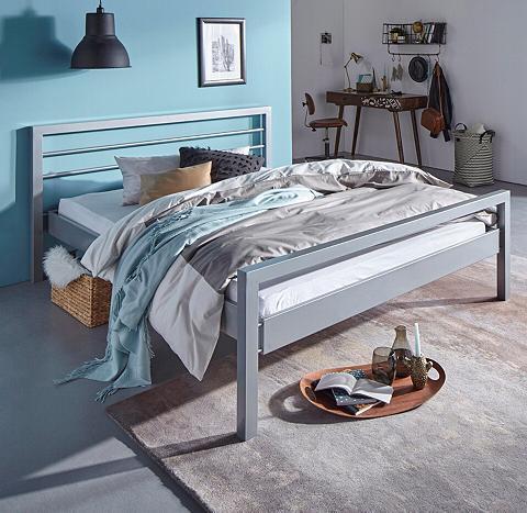 ATLANTIC HOME COLLECTION Metalinė lova