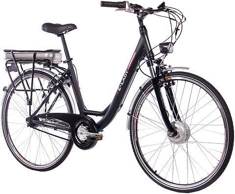 Elektrinis dviratis City Moterims »E-L...