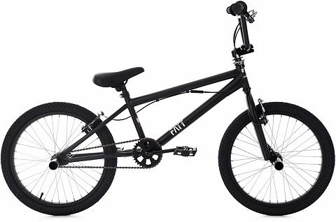BMX dviratis 20 Zoll juoda spalva »Fat...