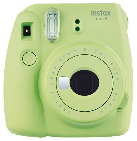 FUJIFILM Sofortbildkamera »instax mini 9 limett...