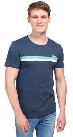 Marškinėliai Marškinėliai su Streifen-...
