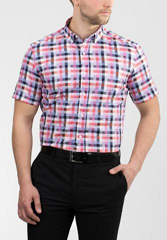 Trumpomis rankovėmis Marškiniai »SLIM ...