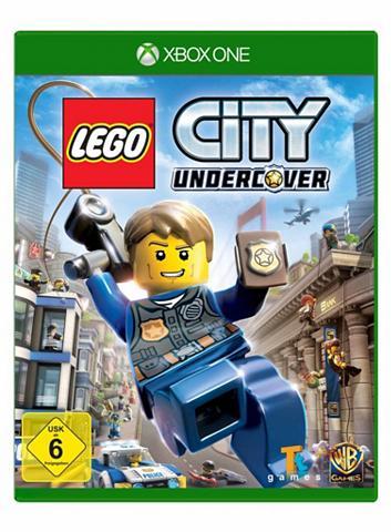 XBOX One - Spiel »LEGO City Undercover...