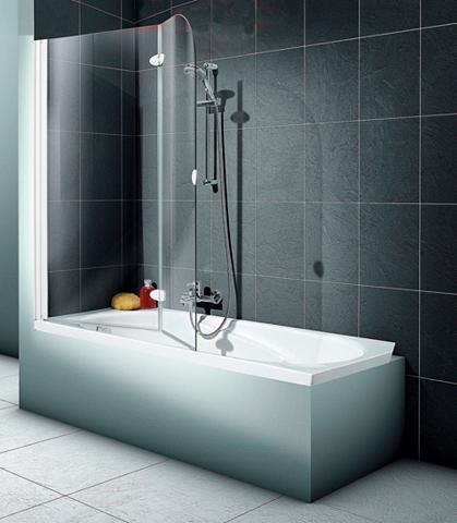 Badewannenaufsatz »2-teilig« 112 x 140...
