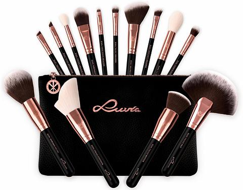 Luvia Cosmetics Kosmetikpinsel-Set »Essential Brushes ...