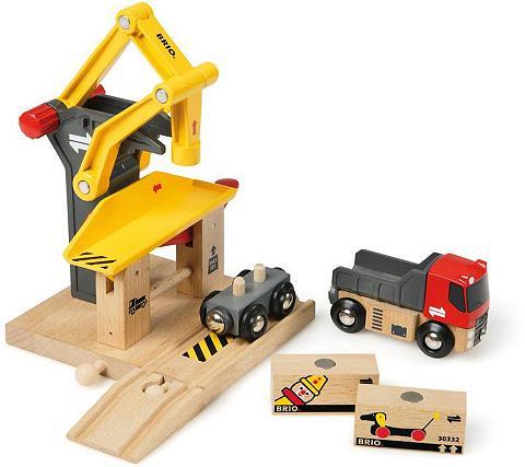 BRIO ® Priedai dėl Žaislinis traukinys » WO...