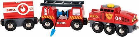 BRIO ® Žaislinis traukinys » WORLD Feuerweh...