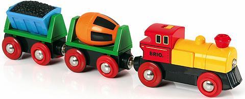 BRIO ® Žaislinis traukinys su lemputė » WOR...