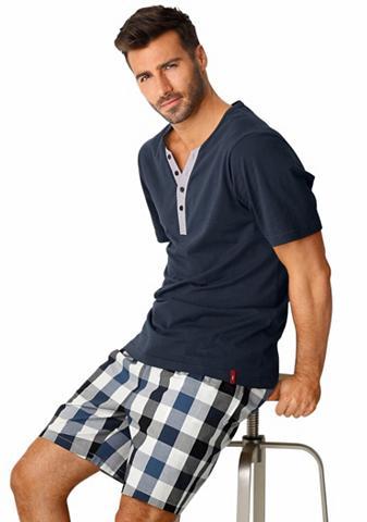 S.OLIVER RED LABEL Bodywear pižama trumpa
