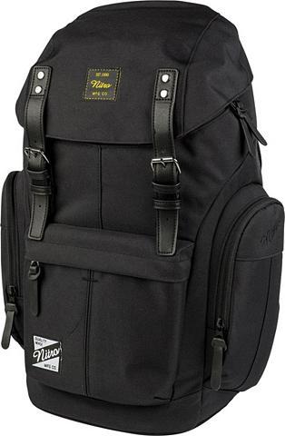 NITRO Freizeitrucksack »Daypacker True Black...