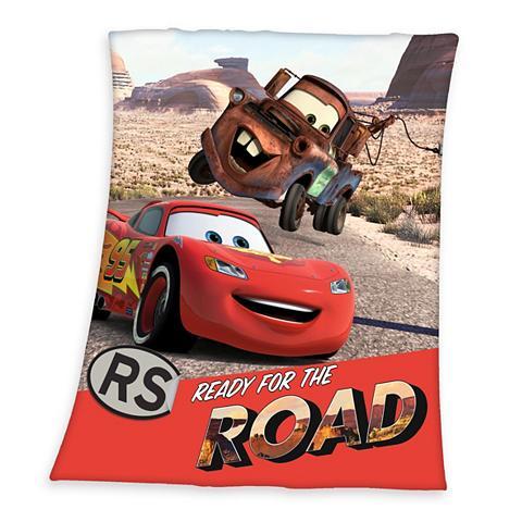 WALT DISNEY Vaikiškas užklotas »Road Cars«