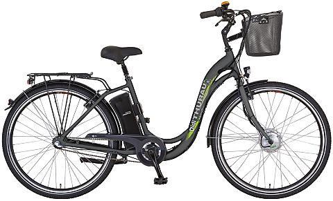 Elektrinis dviratis City Moterims »Alu...