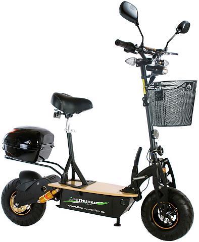 E-Scooter »Eco City Safety RSP« 45 km/...