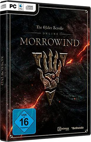 BETHESDA The Elder Scrolls Online: Morrowind PC...