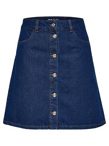 A-formos Džinsinis sijonas
