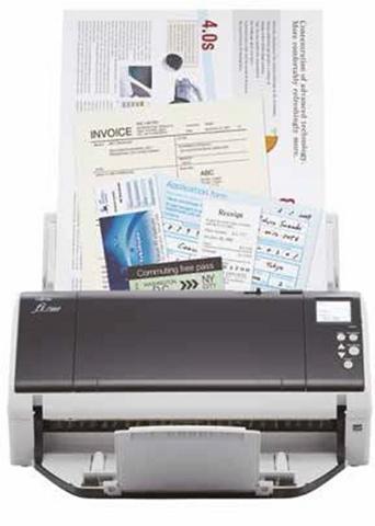 Dokumentų skeneris »fi-7460 Farb-Duple...