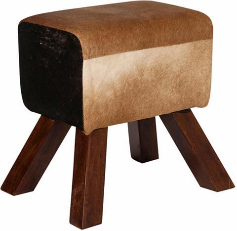 Kojų kėdutė »Romanteaka« su echtem Kuh...