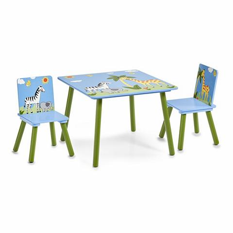 HOME AFFAIRE Vaikiškų baldų komplektas »Safari« 3 v...