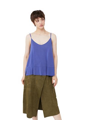 Marškinėliai be rankovių iš Modal su s...