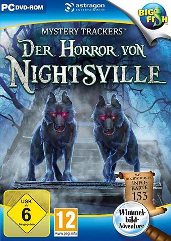 PC - Spiel »Mystery Trackers: Der Horr...