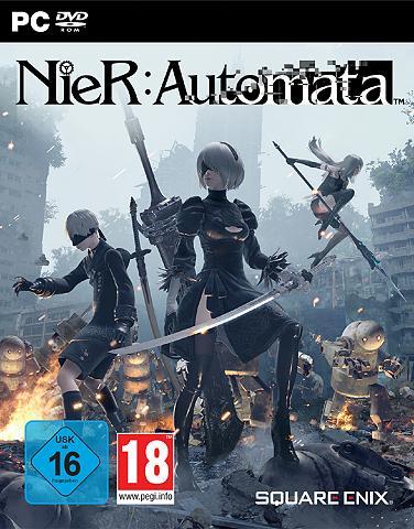 Square Enix Nier: Automata »PC«