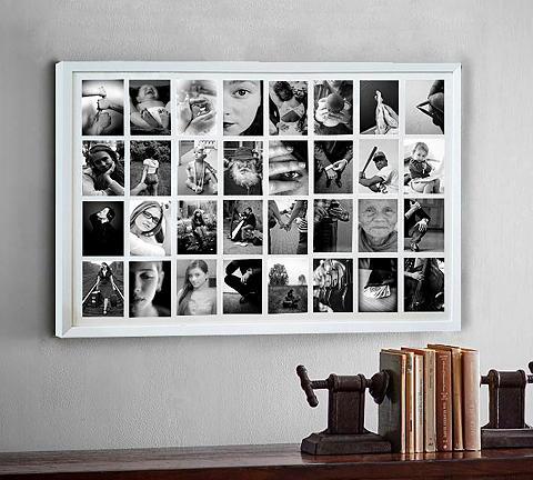 OTTO products Bilderrahmen Collage »Timmi weiß« dėl ...
