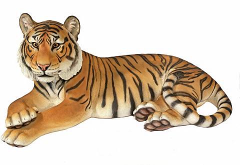 HOME AFFAIRE Dekoratyvinė figurėlė »Tiger XXL« Wett...