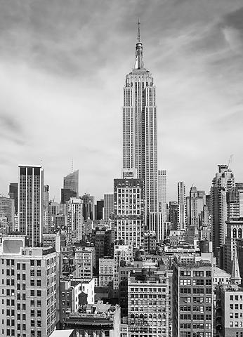 Fototapetas »The Empire State« 4 viene...