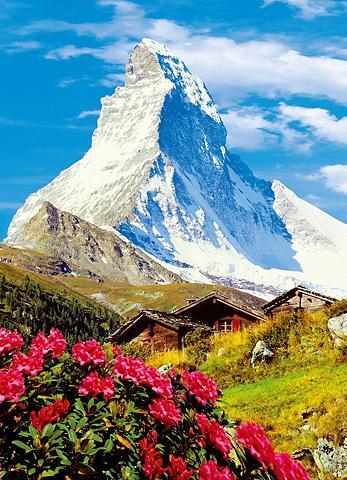 Fototapetas »Matterhorn« 4 vienetai 18...
