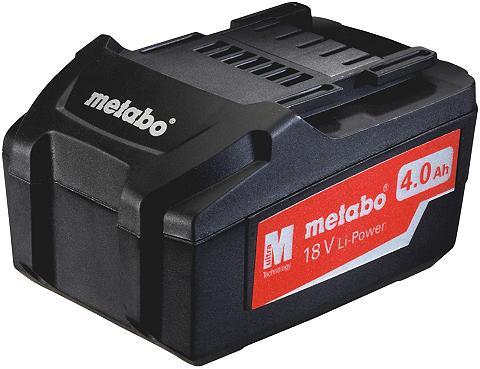METABO Akumuliatorinis »18 V 40 Ah Li-Power P...