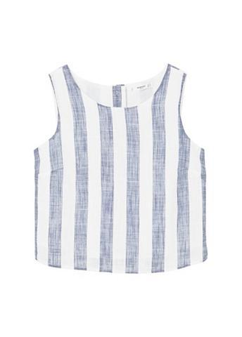 Dryžuota Marškinėliai be rankovių iš B...