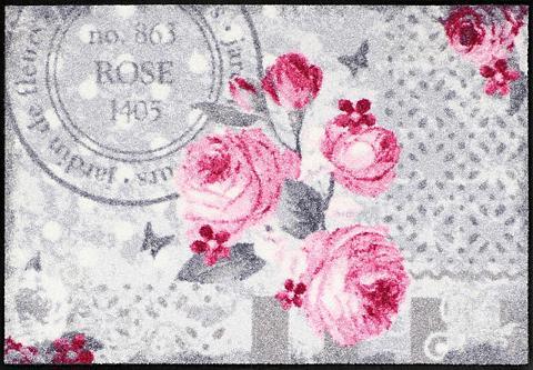 Durų kilimėlis »Jardin de Fleurs« rech...