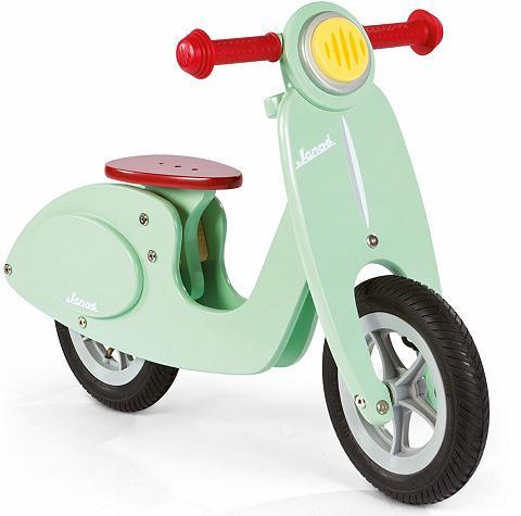 JANOD Vaikiškas balansinis dviratis iš medie...