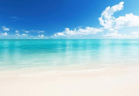 Fototapetas »The Beach« 8-teilig 366x2...