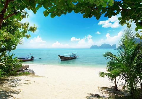 Fototapetas »Phi Phi Island« 8-teilig ...