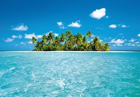 Fototapetas »Maldive Dream« 8-teilig 3...