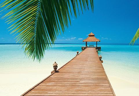 Fototapetas »Paradise Beach« 8-teilig ...