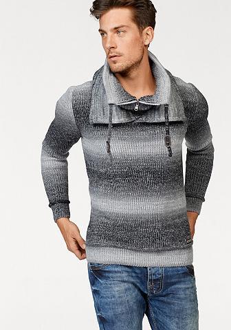 Cipo & Baxx Megztinis stačia apykakle