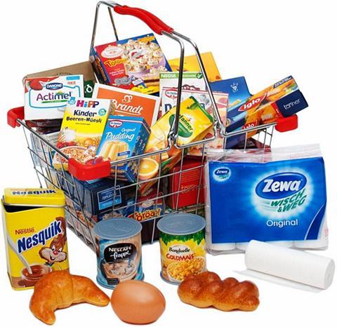 TANNER Pirkinių krepšys su Kaufladensortiment...