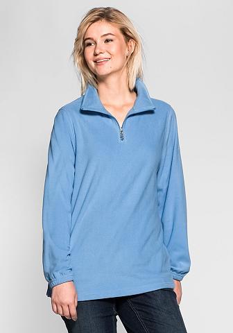 SHEEGO CASUAL Flisiniai marškinėliai