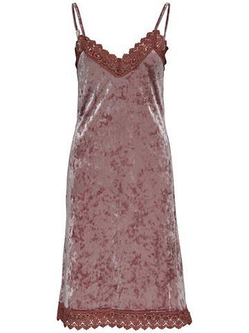 Aksomas suknelė