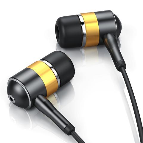CSL In-Ear Alu ausinės su 10mm EP Bass gar...