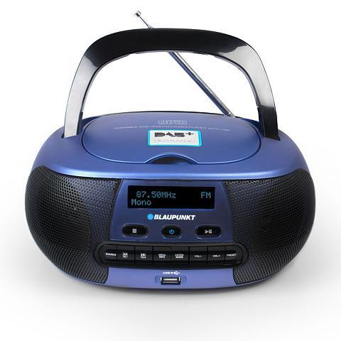 BLAUPUNKT Boombox su Digital Radio DAB+ Vaikiški...