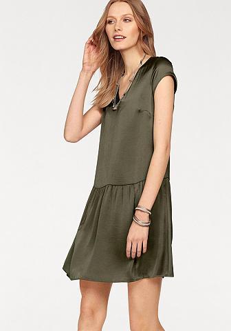 TALK ABOUT Mini ilgio suknelė