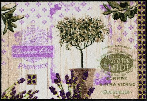 Durų kilimėlis »Provence Collage« rech...
