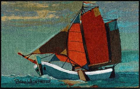 Durų kilimėlis »Sail away« rechteckig ...