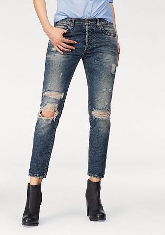 Laisvo stiliaus džinsai »SANVI SELVEDG...